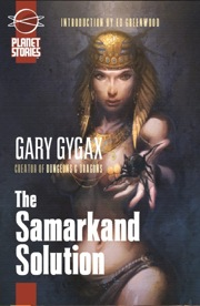 The Samarkand Solution (Trade Paperback)