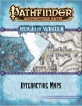 Pathfinder Adventure Path: Reign of Winter Interactive Maps PDF