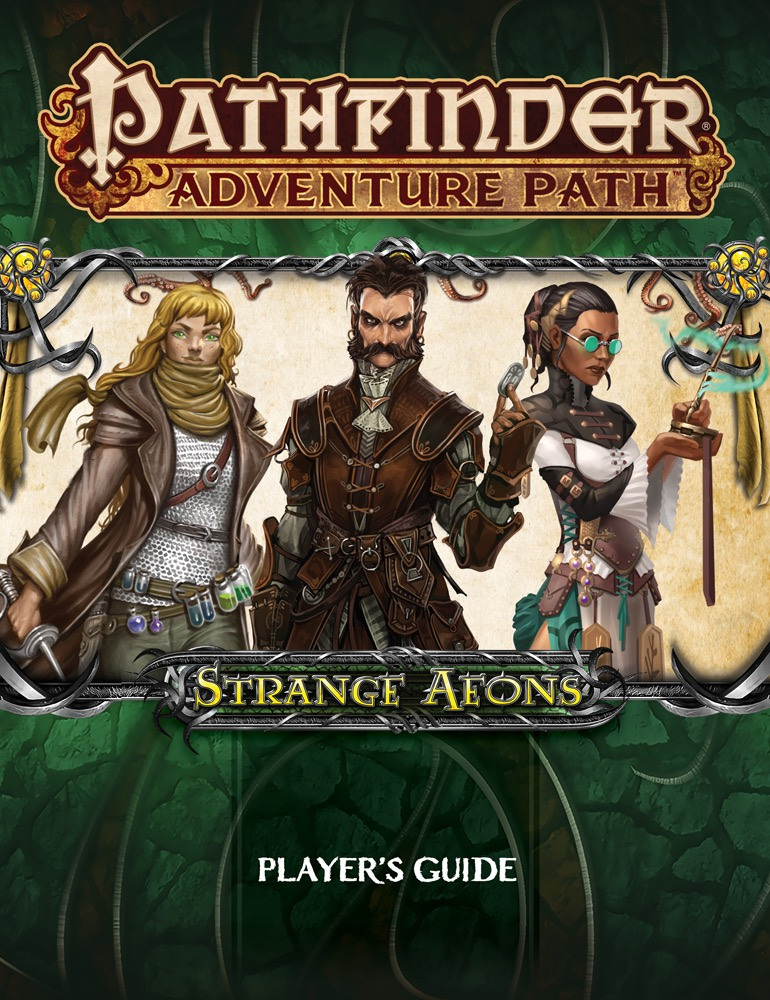 Paizo Com Pathfinder Adventure Path Strange Aeons Player S Guide Pdf