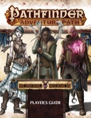 Pathfinder Adventure Path: Ironfang Invasion Player's Guide PDF