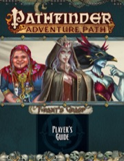 Pathfinder Adventure Path: Tyrant's Grasp Player's Guide PDF