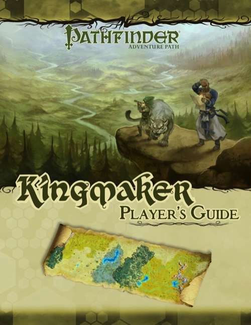 pathfinder kingmaker animal companion guide