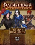 Pathfinder Adventure Path: Return of the Runelords Player's Guide PDF
