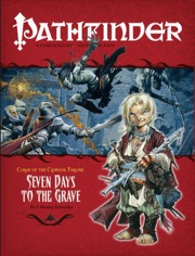 Pathfinder #8—Curse of the Crimson Throne Chapter 2: