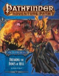 Pathfinder Adventure Path #102: Breaking the Bones of Hell (Hell's Rebels 6 of 6)