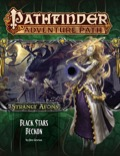 Pathfinder Adventure Path #114: Black Stars Beckon (Strange Aeons 6 of 6) (PFRPG)