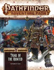 Pathfinder Adventure Path #115: Trail of the Hunted (Ironfang Invasion 1 of 6) (PFRPG)