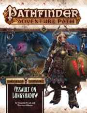 Pathfinder Adventure Path #117: Assault on Longshadow (Ironfang Invasion 3 of 6) (PFRPG)
