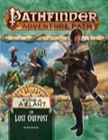 Pathfinder Adventure Path #121: The Lost Outpost (Ruins of Azlant 1 of 6) (PFRPG)
