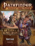 Pathfinder Adventure Path #135: Runeplague (Return of the Runelords 3 of 6)