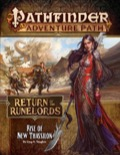 Pathfinder Adventure Path #138: Rise of New Thassilon (Return of the Runelords 6 of 6)