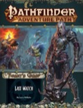 Pathfinder Adventure Path #141: Last Watch (The Tyrant's Grasp 3 of 6)