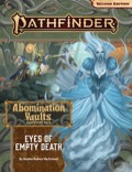 Pathfinder Adventure Path #165: Eyes of Empty Death (Abomination Vaults 3 of 3)