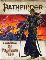 Pathfinder Adventure Path #30: The Twice-Damned Prince (Council of Thieves 6 of 6) (PFRPG)