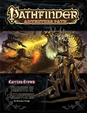 Pathfinder Adventure Path #48: Shadows of Gallowspire (Carrion Crown 6 of 6) (PFRPG)