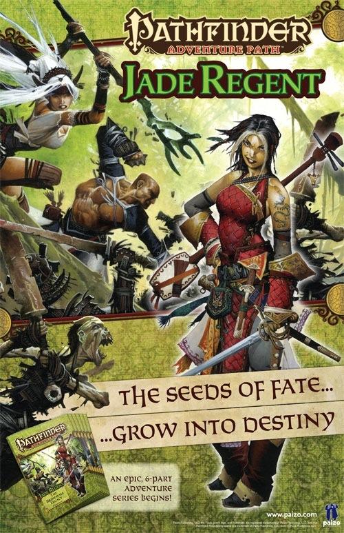 Paizo Com Pathfinder Adventure Path Jade Regent