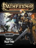 Pathfinder Adventure Path #89: Palace of Fallen Stars (Iron Gods 5 of 6) (PFRPG)
