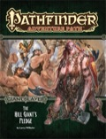 Pathfinder Adventure Path #92: The Hill Giant's Pledge (Giantslayer 2 of 6) (PFRPG)