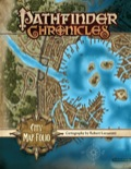 Pathfinder Chronicles: City Map Folio