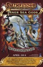 Pathfinder Campaign Setting: Inner Sea Gods (PFRPG) Hardcover