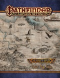 Pathfinder Campaign Setting: Mummy's Mask Map Folio