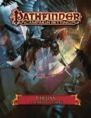 Pathfinder Campaign Setting: Cheliax, The Infernal Empire (PFRPG)