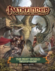 Pathfinder Campaign Setting: The First World, Realm of the Fey (PFRPG)