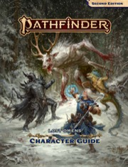 Lost Omens Character Guide: Pathfinder RPG Second Edition -  Paizo Publishing