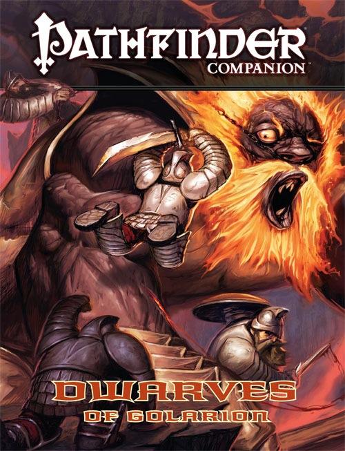 Pathfinder Companion: Dwarves of Golarion (PFRPG)
