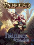 Pathfinder Player Companion: Halflings of Golarion (PFRPG)