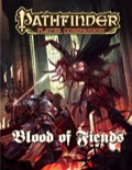 Pathfinder Player Companion: Blood of Fiends (PFRPG)