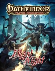Pathfinder Player Companion: Blood of the Night (PFRPG)