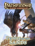 Pathfinder Player Companion: People of the Sands (PFRPG)