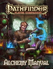 Pathfinder Player Companion: Alchemy Manual (PFRPG)