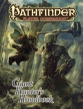 Pathfinder Player Companion: Giant Hunter's Handbook (PFRPG)
