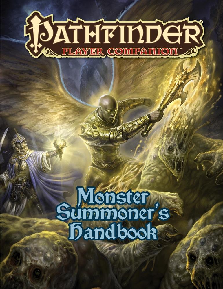 Pathfinder Player Companion: Monster Summoner's Handbook (PFRPG)