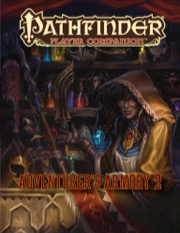 Pathfinder Player Companion: Adventurer's Armory 2 (PFRPG)