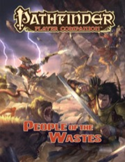 Pathfinder Player Companion: People of the Wastes (PFRPG)