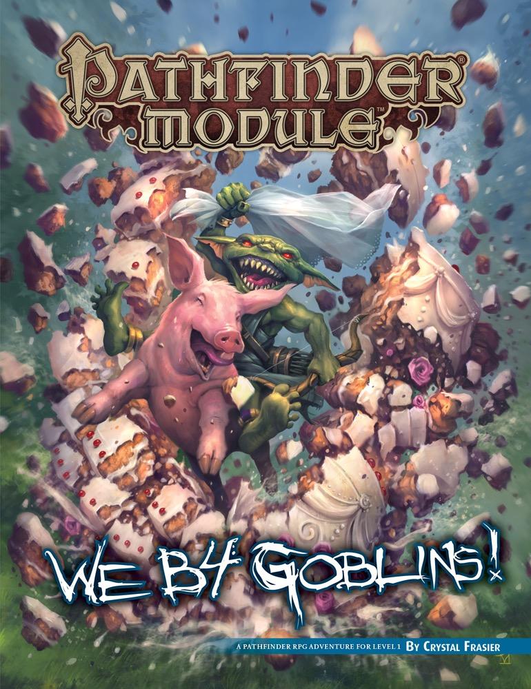 Paizo Com Pathfinder Module We B4 Goblins Pfrpg