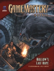 GameMastery Module D0: Hollow's Last Hope (OGL)