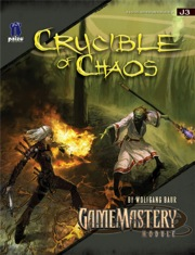 GameMastery Module J3: Crucible of Chaos (OGL)