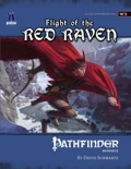 Pathfinder Module W3: Flight of the Red Raven (OGL)
