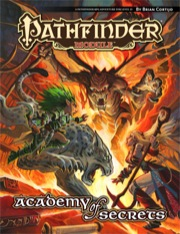 Pathfinder Module: Academy of Secrets (PFRPG)
