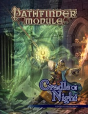 Cover of Cradle of Night
