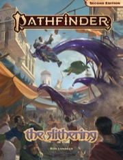 Pathfinder Adventure: The Slithering