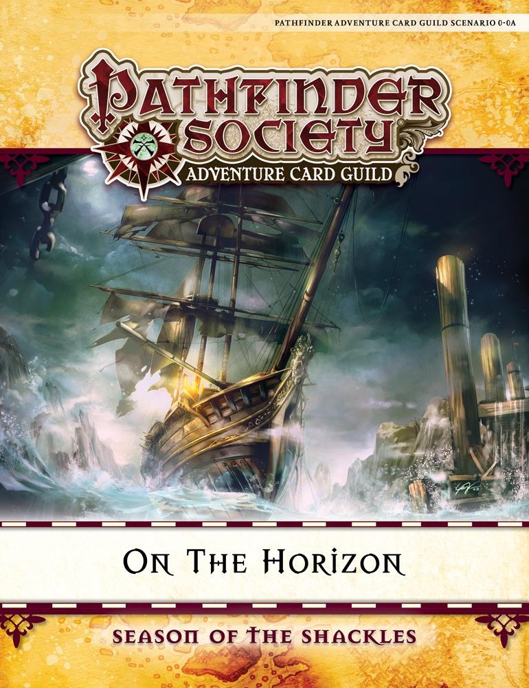 Paizo Com Pathfinder Society Adventure Card Guild Scenario 0 0a