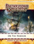 Pathfinder Society Adventure Card Guild Scenario #0-0A: On the Horizon PDF