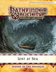 Pathfinder Society Adventure Card Guild Adventure #0-1—Lost at Sea PDF