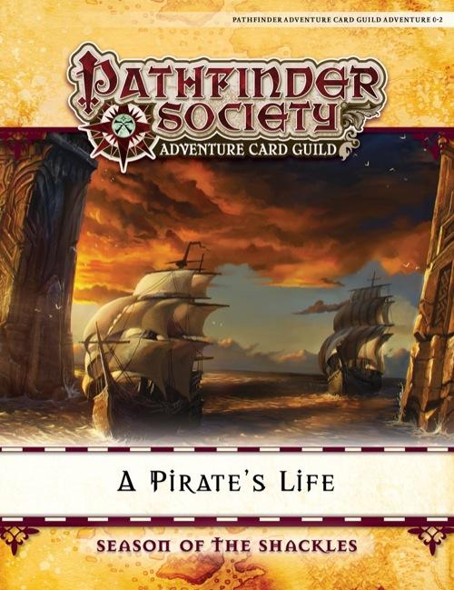 Paizo Com Pathfinder Society Adventure Card Guild Adventure 0 2 A