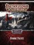 Pathfinder Society Adventure Card Guild Scenario #1-0A: Demonic Politics PDF